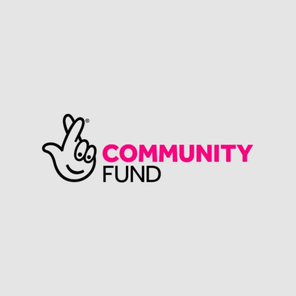 National Lottery Community Fund Logo Square