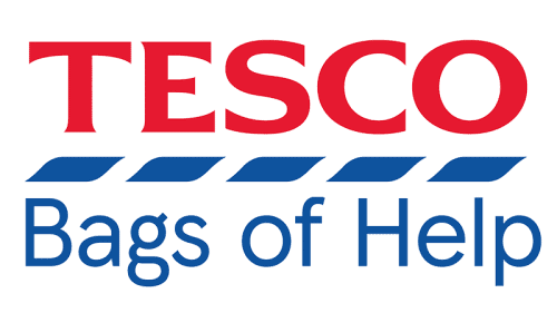 Tesco Bags Of Help Logo Fi