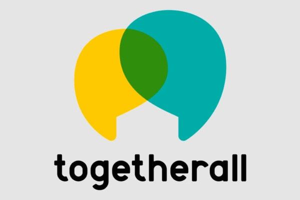 Togetherall Square Logo